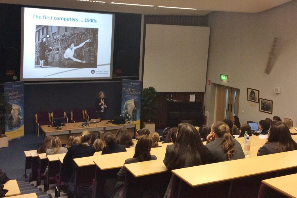Alison Kennedy, Director of the Hartree Centre, presents her own experience of a career in technology.